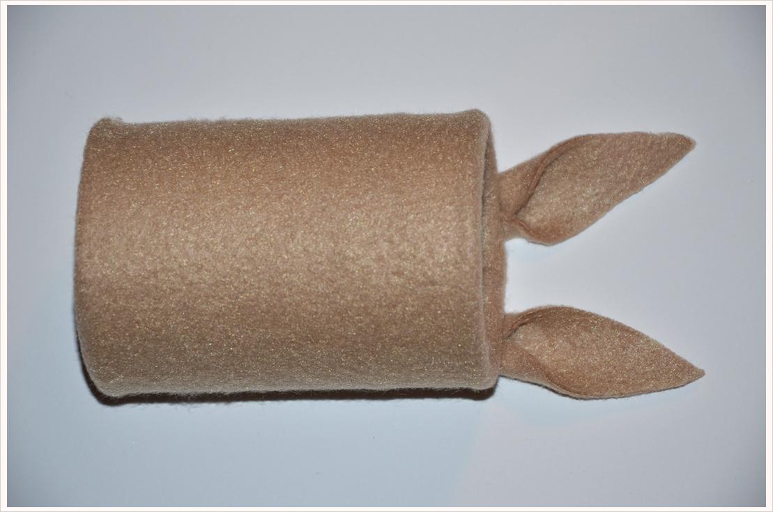 Oster-Geschenke verpacken Teil 2: Niedlicher Hasenbecher
