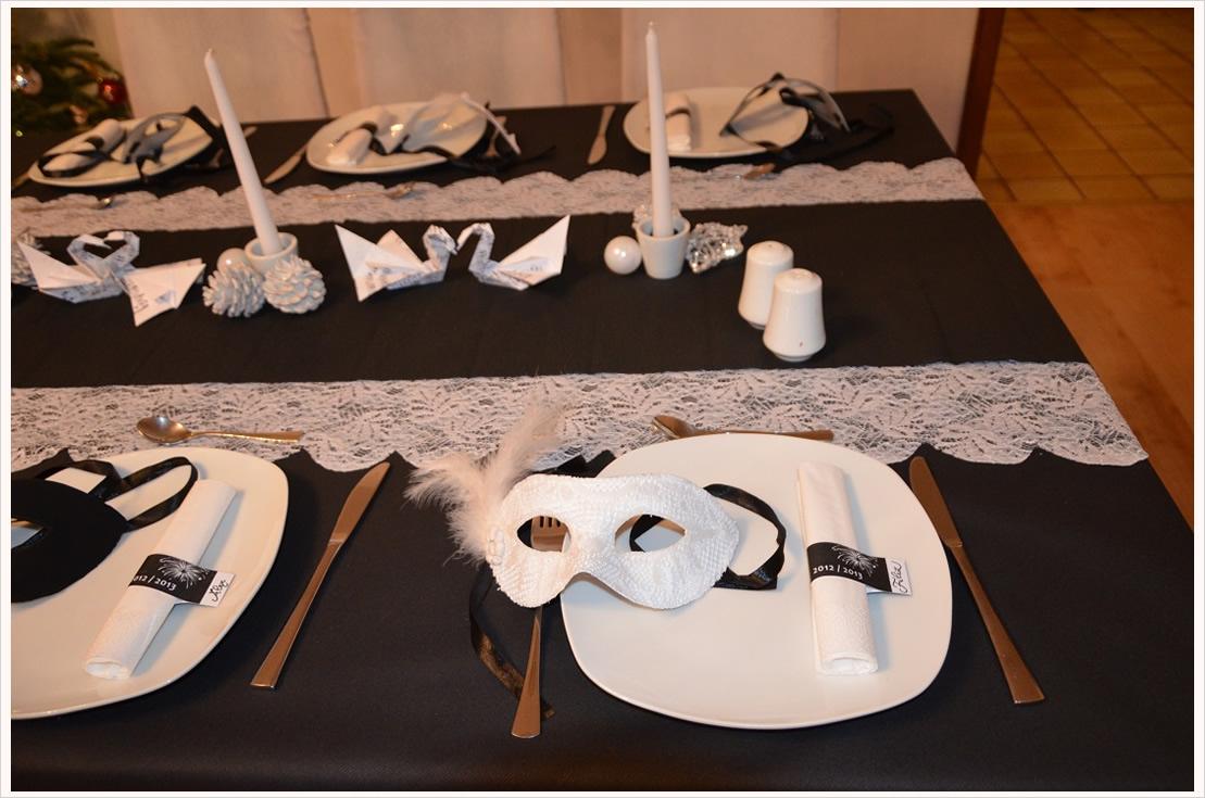 Deko-DIY: Origami-Schwäne