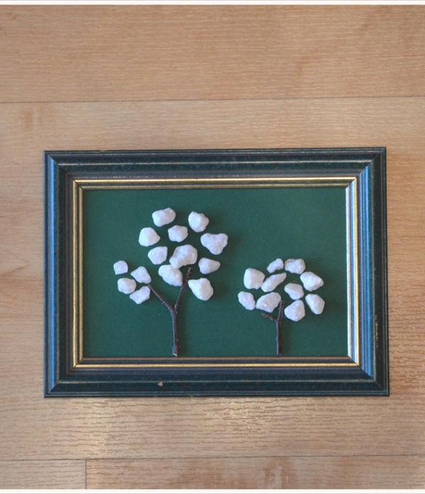 Weiß blühen die Bäumchen…