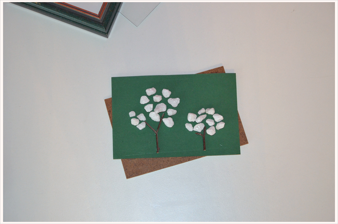 Weiß blühen die Bäumchen...