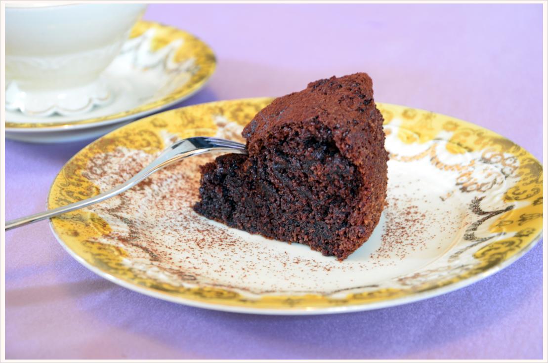 Der zweitbeste Kakaokuchen der Welt