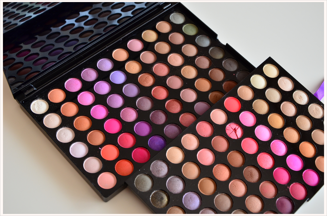 Beauty-Sonntag: BH cosmetics 120er Lidschattenpalette 5th edition