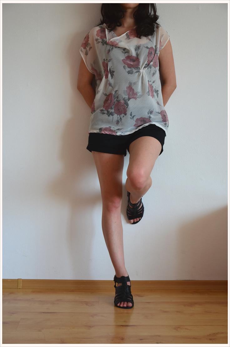 Fashion-Friday: Rosen-Bluse kombinieren...