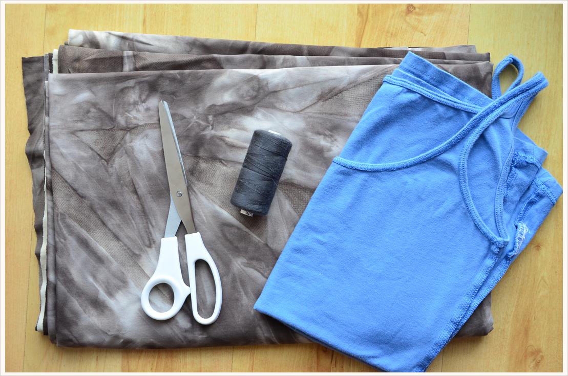 DIY-Dienstag: Easy-Peasy-Sommerkleid