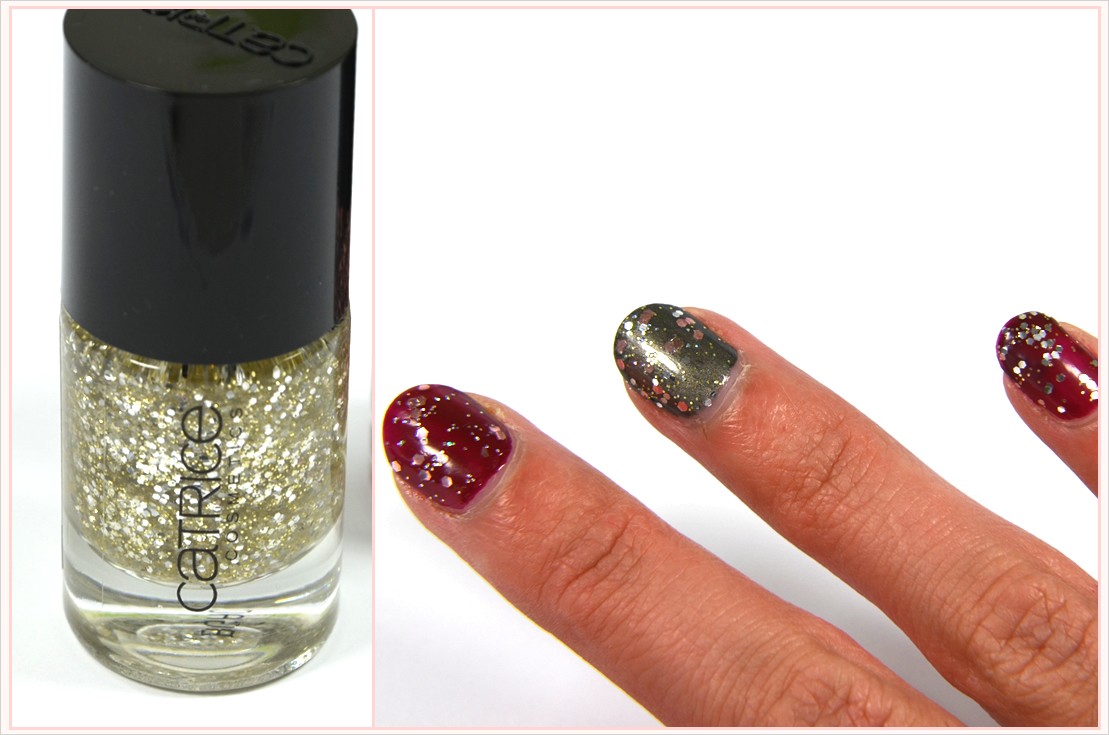 Catrice Ultimate Nail Lacquer Effect Coat
