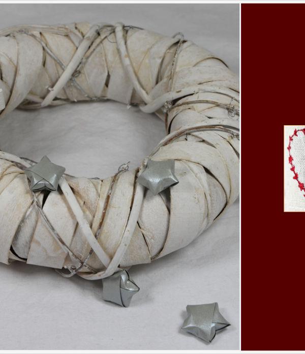 Der a-little-fashion-Adventskalender: 07. Dezember  – Origami-Sterne