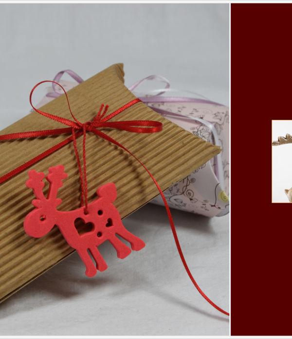 Der a-little-fashion-Adventskalender: 11 Dezember  – Schöne DIY-Geschenkschachtel
