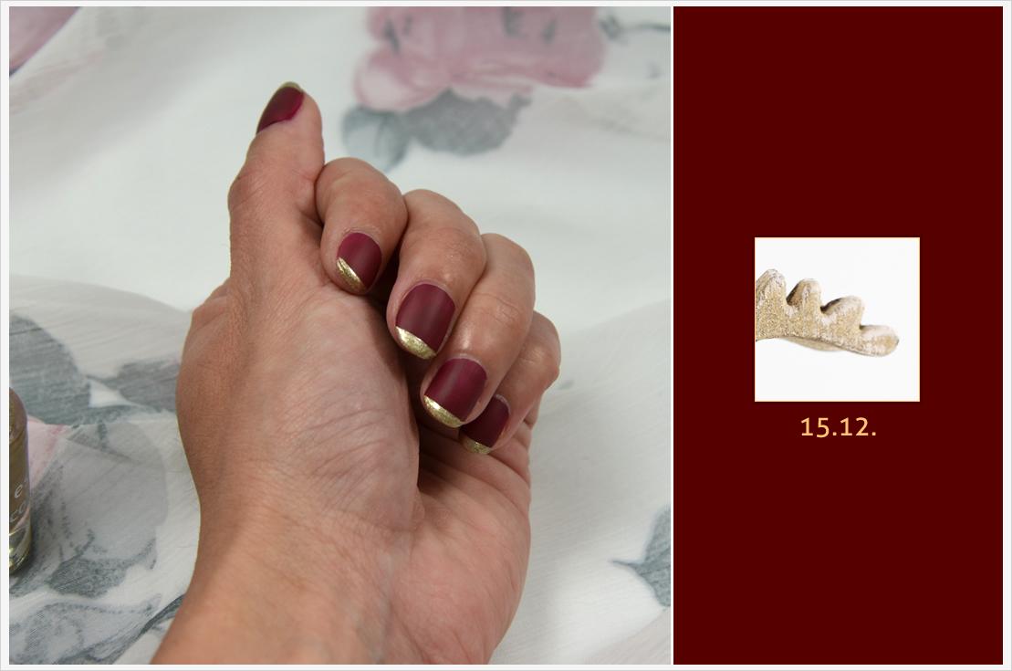Der a-little-fashion-Adventskalender: 15. Dezember  – Festliche Fingernägel