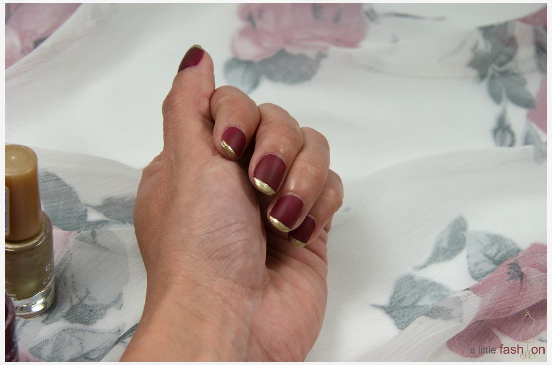 Der a-little-fashion-Adventskalender: 15. Dezember - Festliche Fingernägel