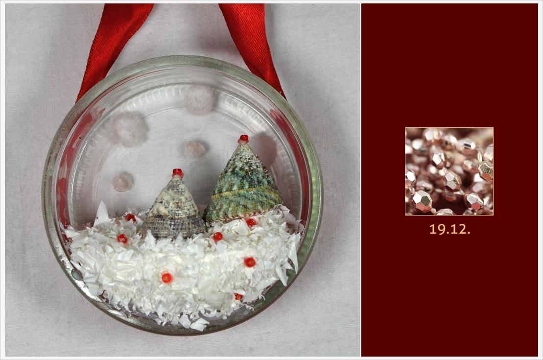 Der a-little-fashion-Adventskalender: 19. Dezember - Winterzauber in der Schale