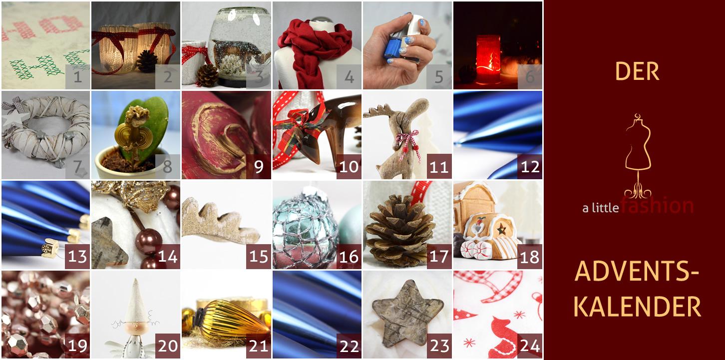 Der a-little-fashion-Adventskalender: 08. Dezember  - Nudelengel von Julia