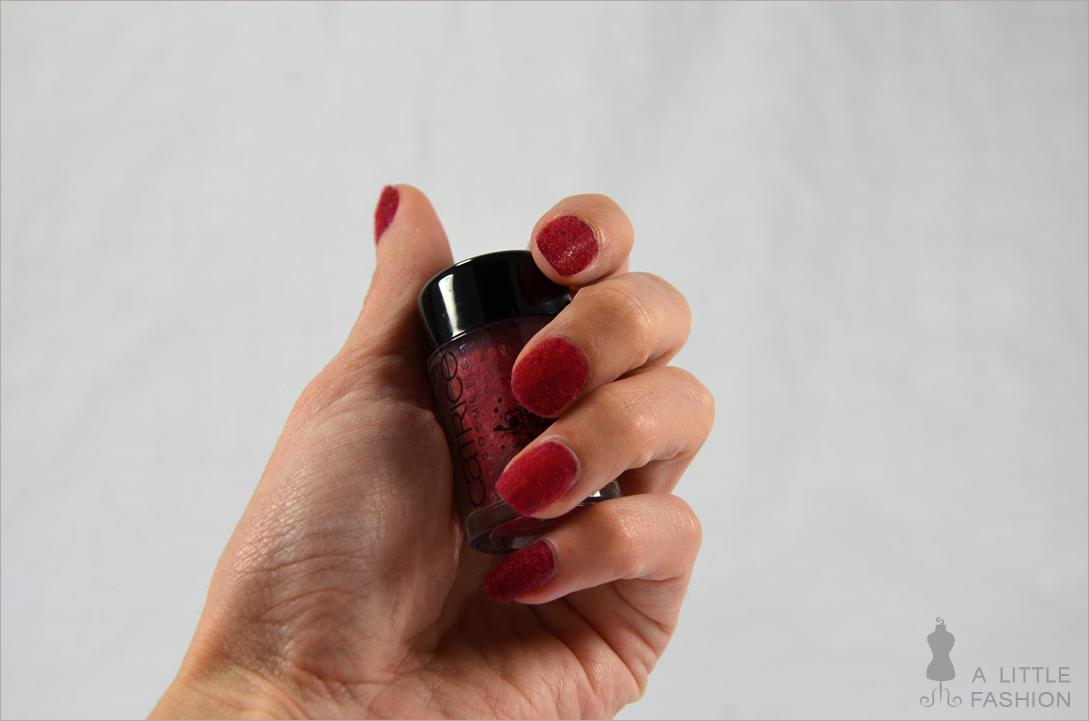 Catrice Velvet Nail Powder
