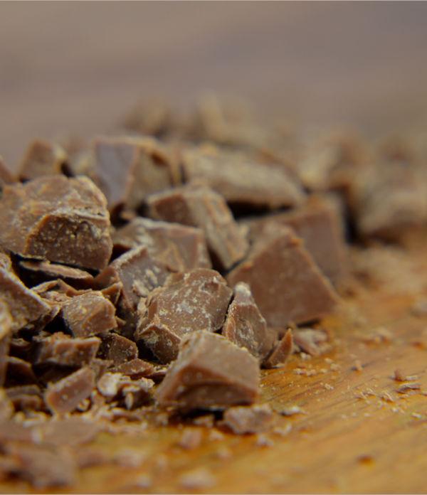 Karibik für den Winter: Heiße Schokolade mit Kokosmilch