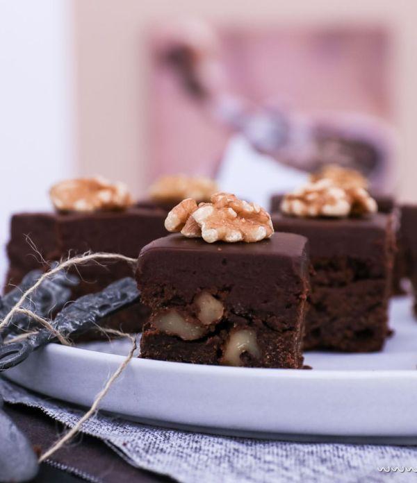 Death by Chocolate! Die wohl schokoladigsten Brownies der Welt