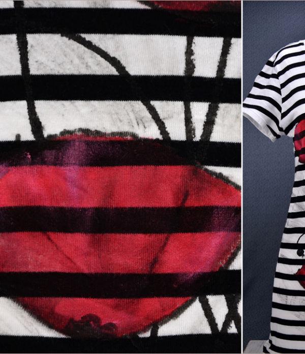 Florale Muster und ein Fashion-DIY