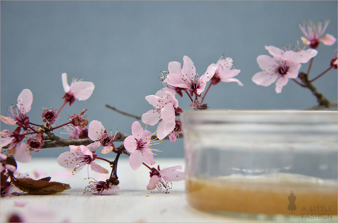 Beauty-DIY: Gesichtspeeling aus Honig und Zucker