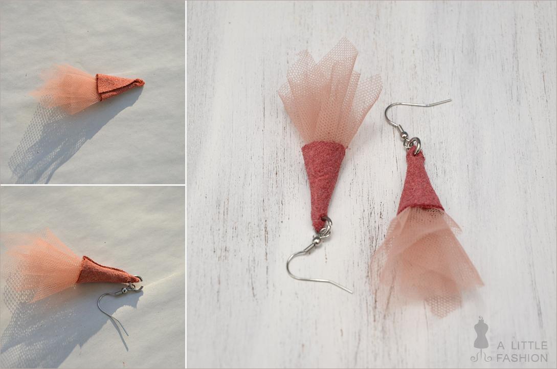 Transparenz/Spitze und ein Fashion-DIY