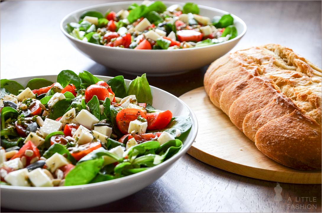Da habt ihr den Salat!
