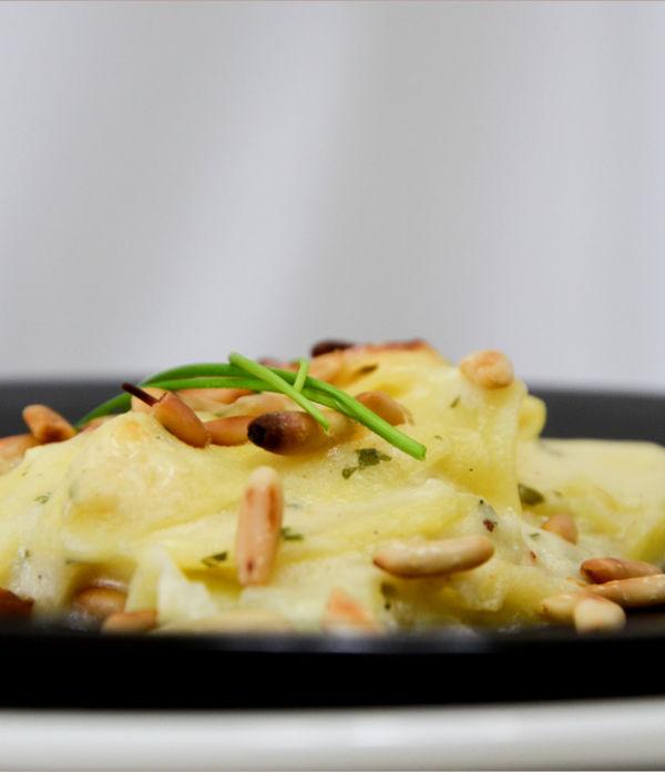 Einfach (und) gut: Kartoffelgratin