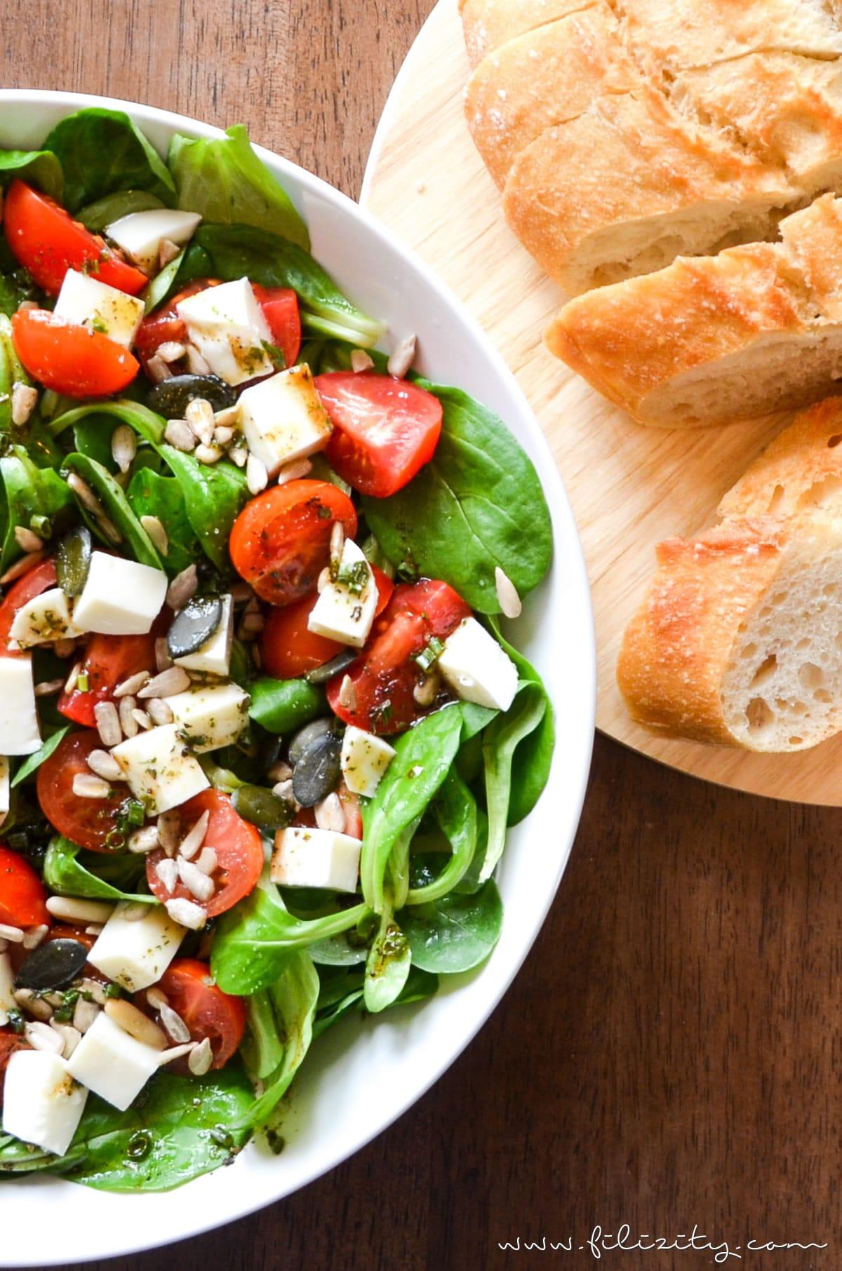 Rezept: Italienischer Sommer-Salat