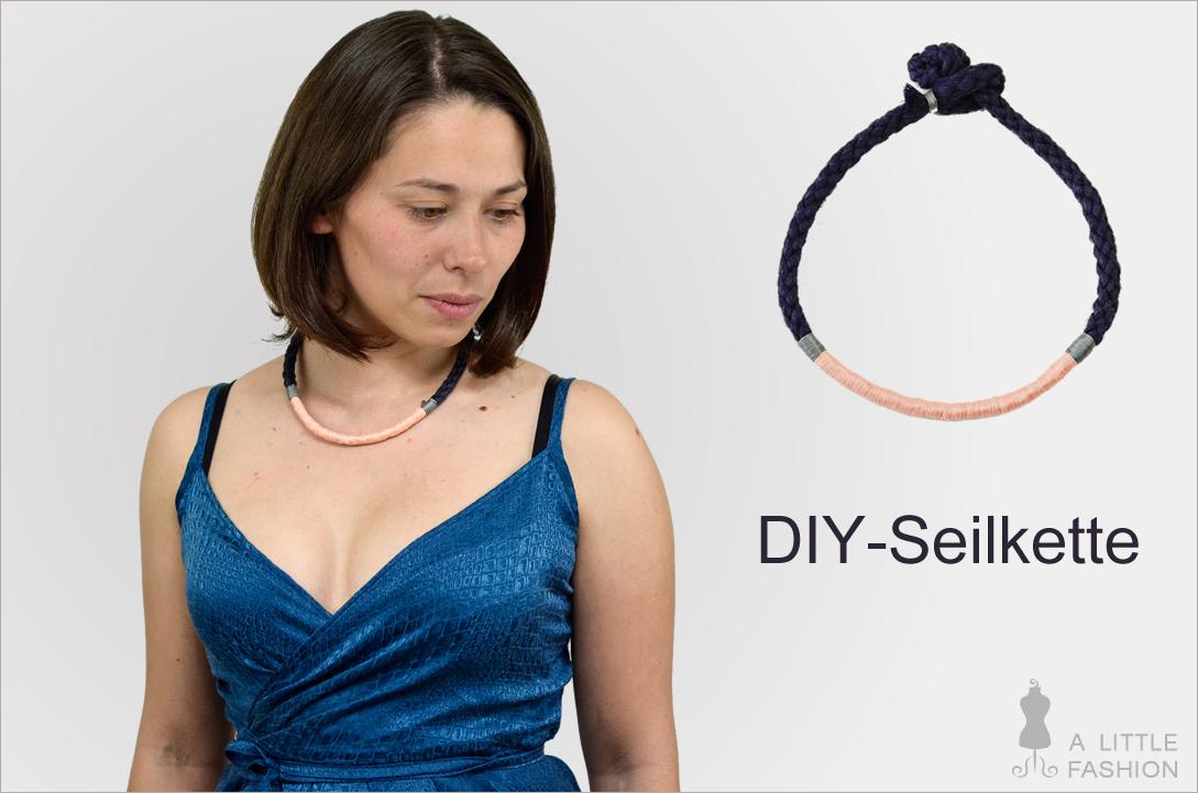 DIY: Seilkette schnell und einfach selber machen