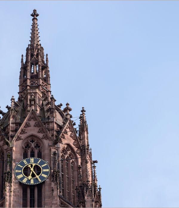 Wochenend-Trip nach Frankfurt