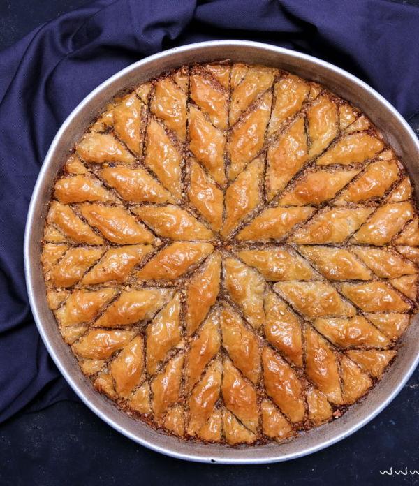 Orientalische Süßspeise: Baklava selber machen