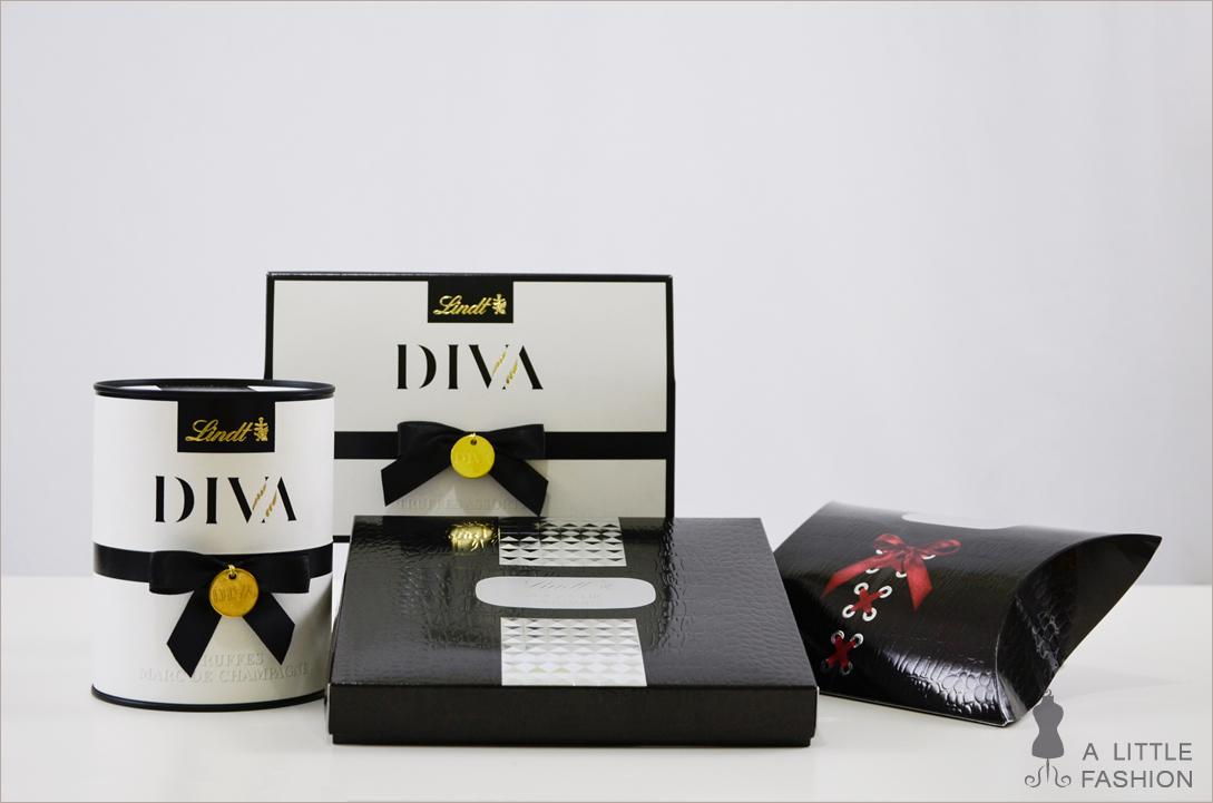 Lindt DIVA & Rock Chic Pralinés