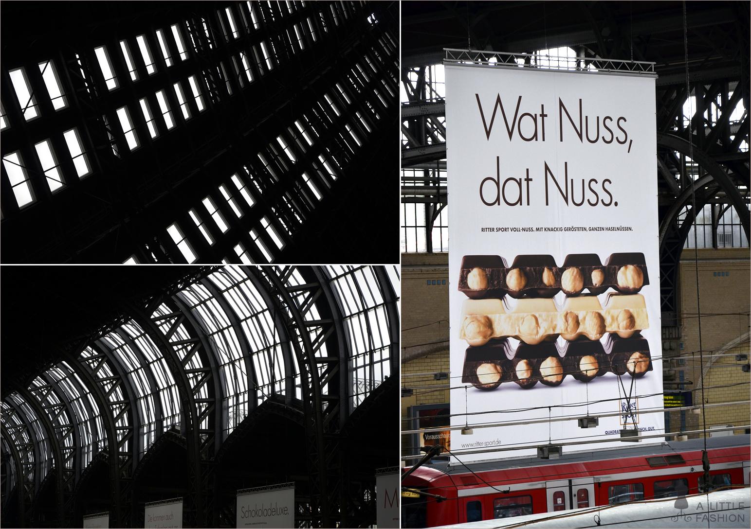 Raum für Talente: Hamburg Hauptbahnhof