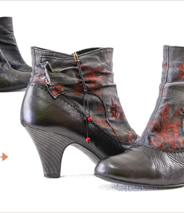 DIY: Verwandle deine Schuhe in einzigartige Kunstwerke