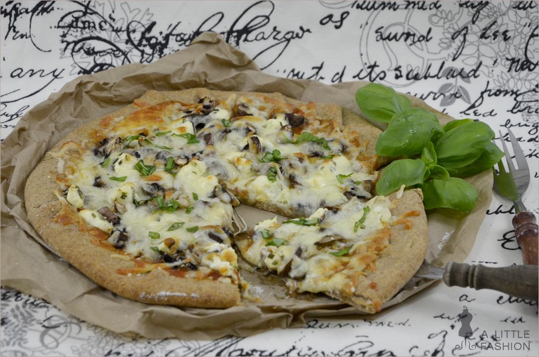 Rezept: Der beste Vollkorn-Pizzateig ever