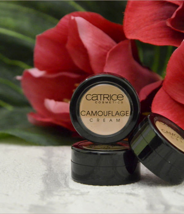 [Bloggeburtstag] Catrice Camouflage Cream + Giveaway