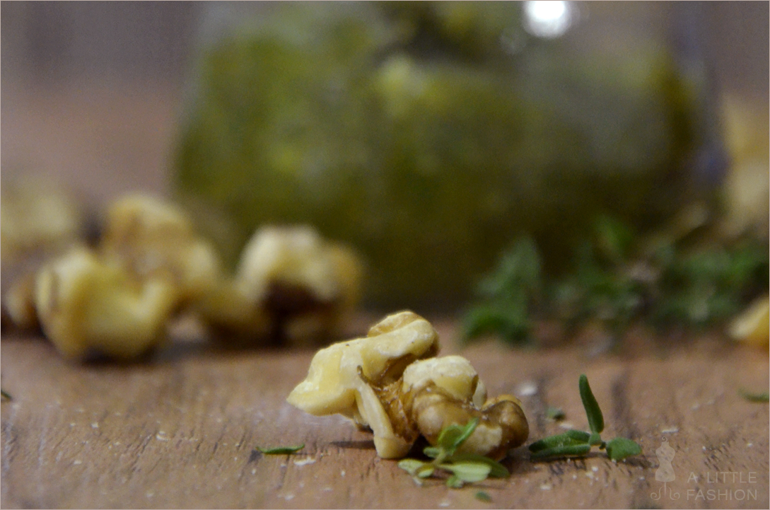 Rezept: Walnuss-Thymian-Pesto