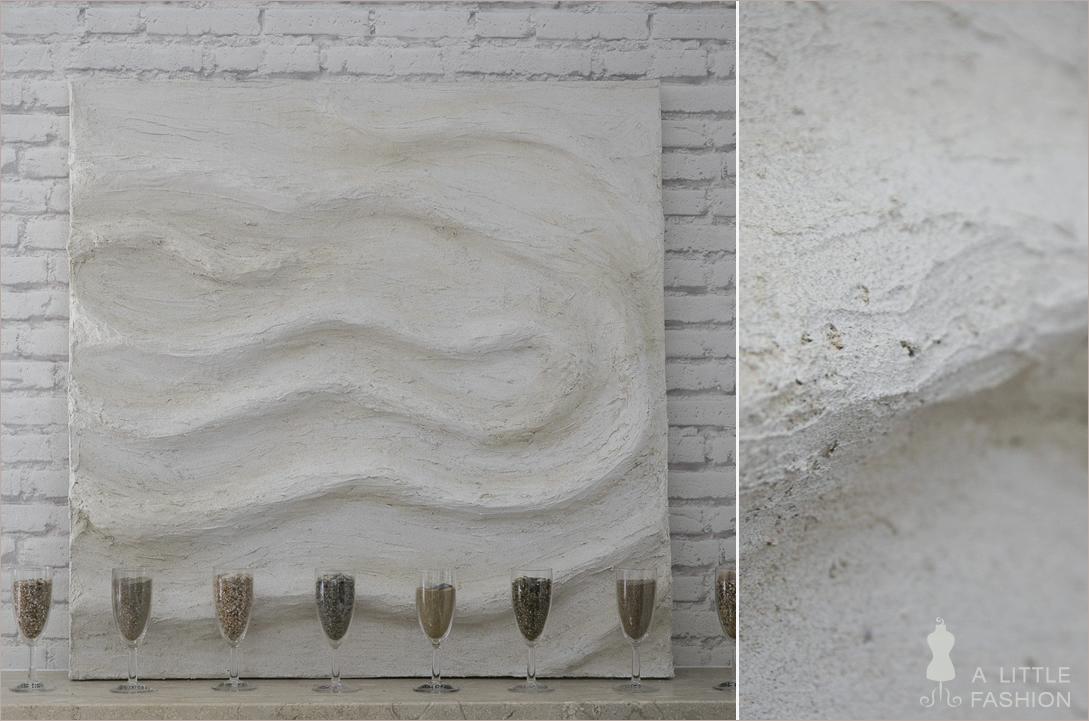 [DIY] Wandbild, Sandbild, Standbild...