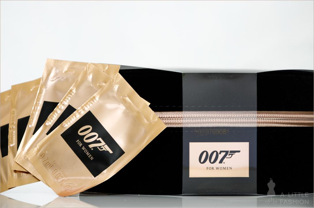 007 for women - Der Duft für starke Frauen?