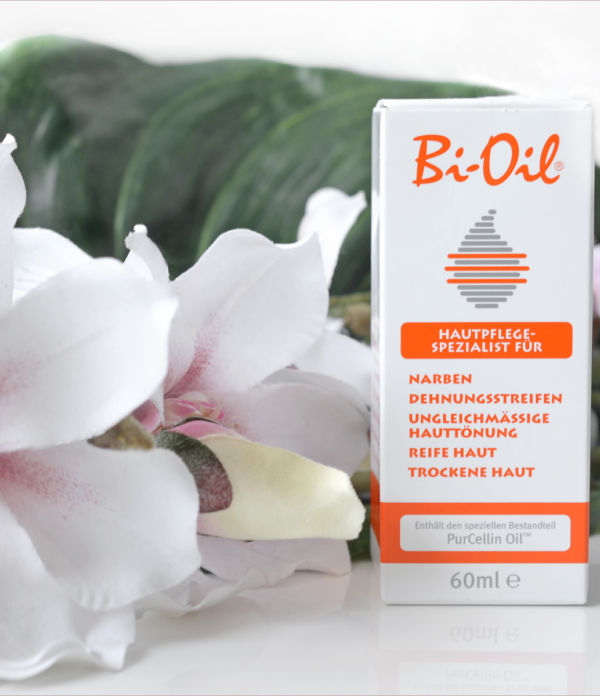 Bi-Oil  – Wundermittel gegen Narben und Dehnungsstreifen?