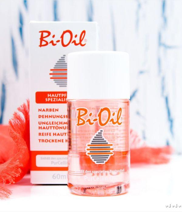 Bi-Oil Hautpflege gegen Narben und Dehnungsstreifen?