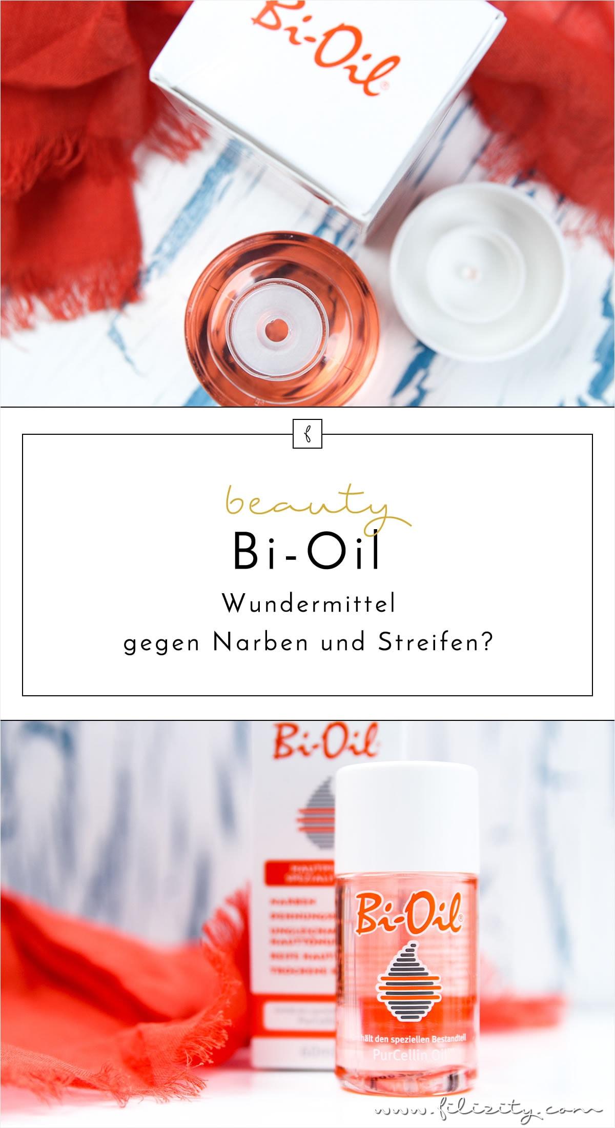 Bi-Oil Hautpflege - Wundermittel gegen Narben und Dehnungsstreifen?