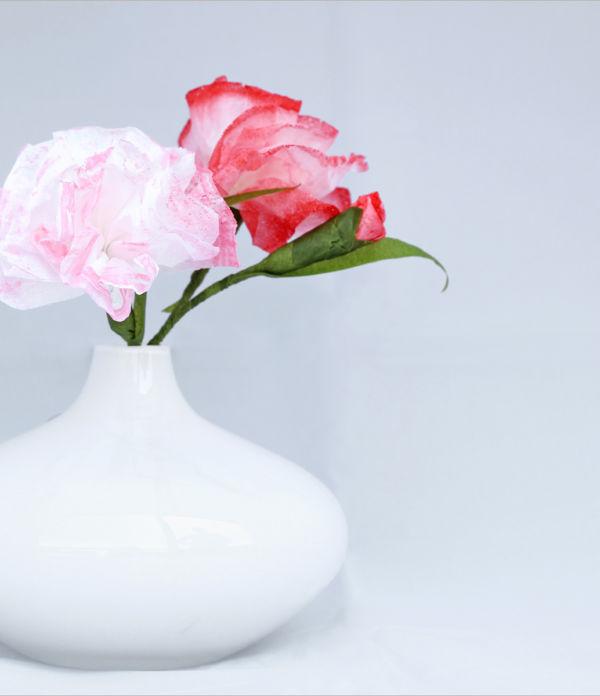 Zarte Blüten zum Selbermachen