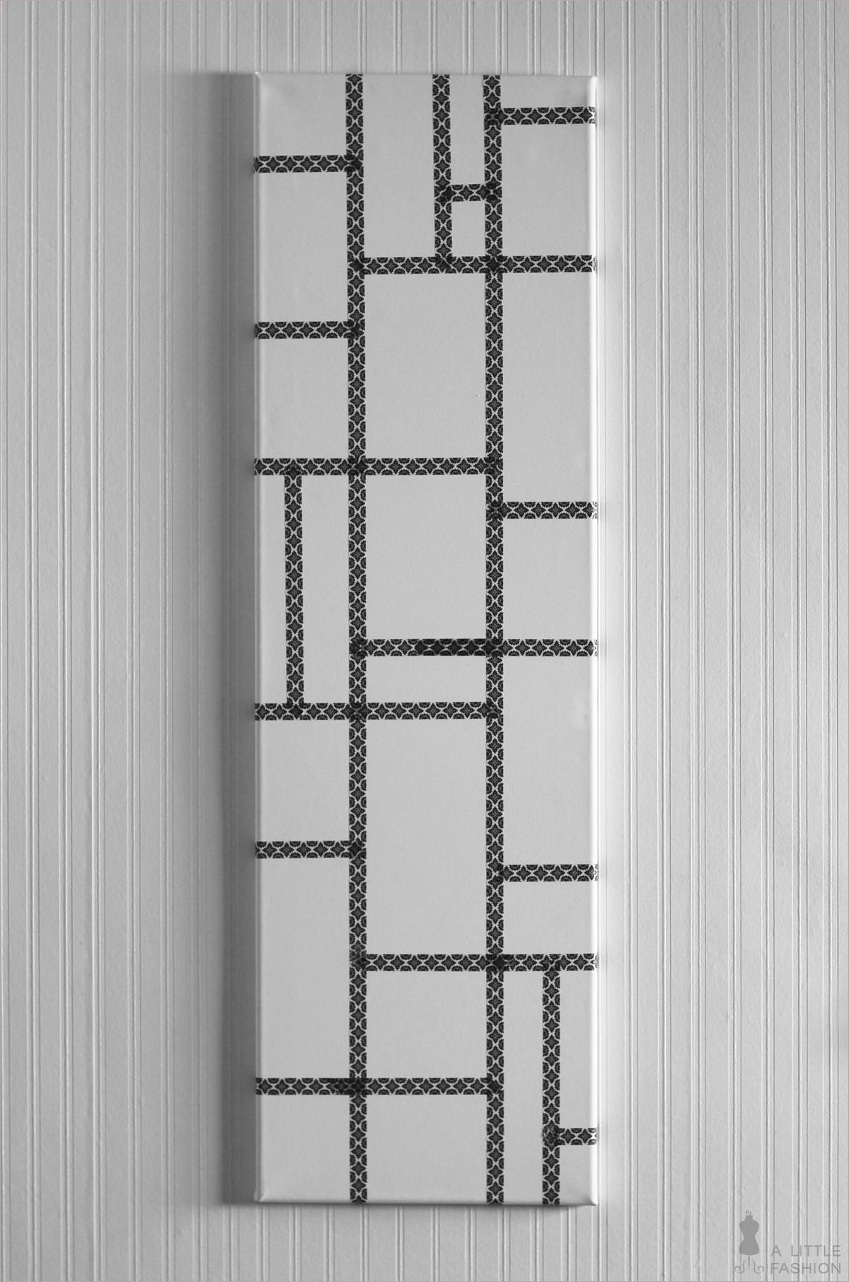 Die Quadratur der Kunst  - einfacher geht's nicht...