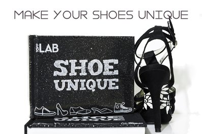 Shoe Unique - Make your shoes unique