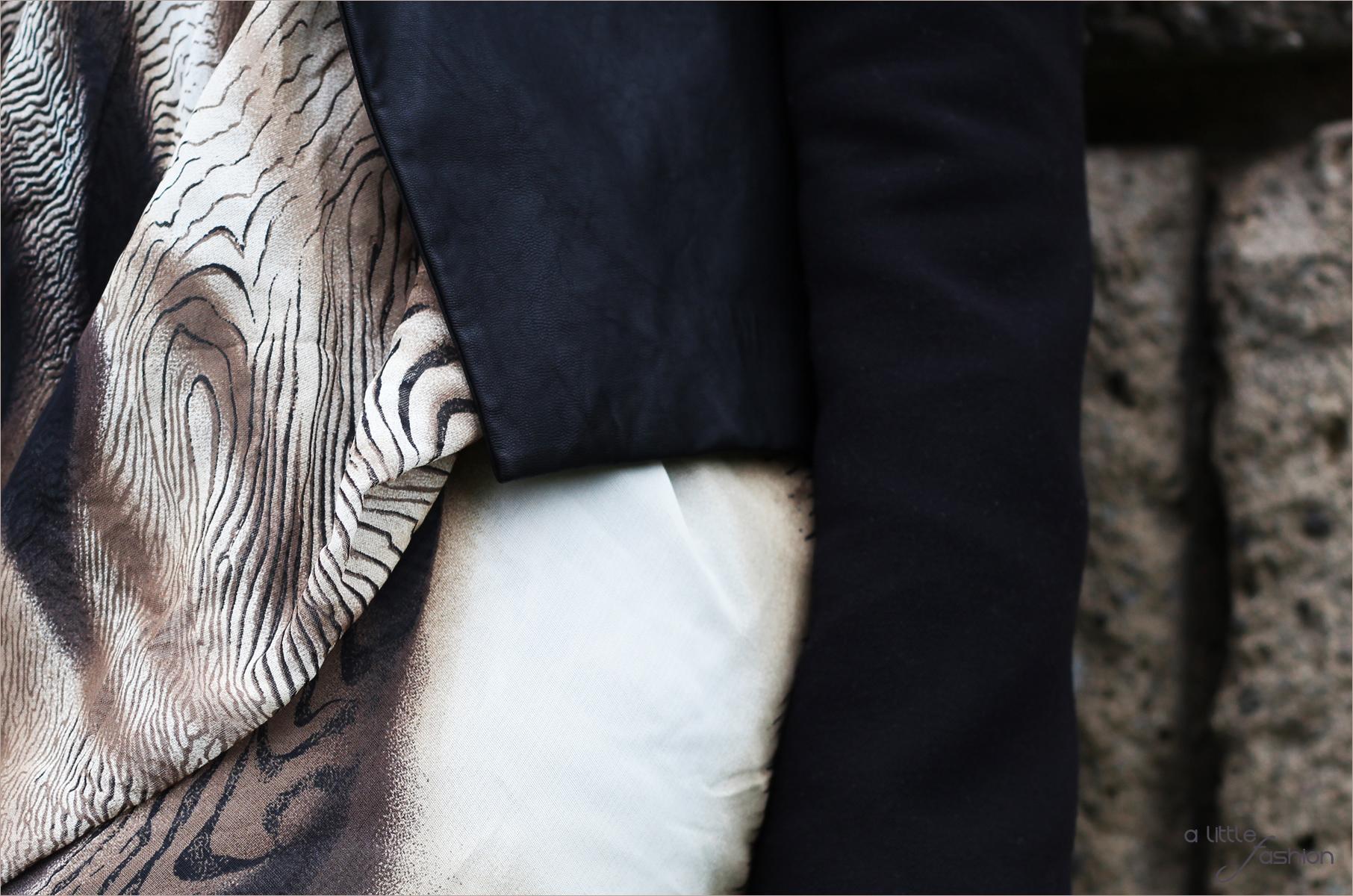 H/W2015: Kleid über Hose & Tierprints