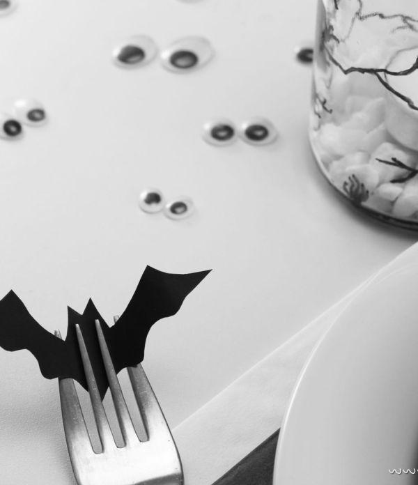 3 schnelle Halloween-Deko Ideen zum Selbermachen