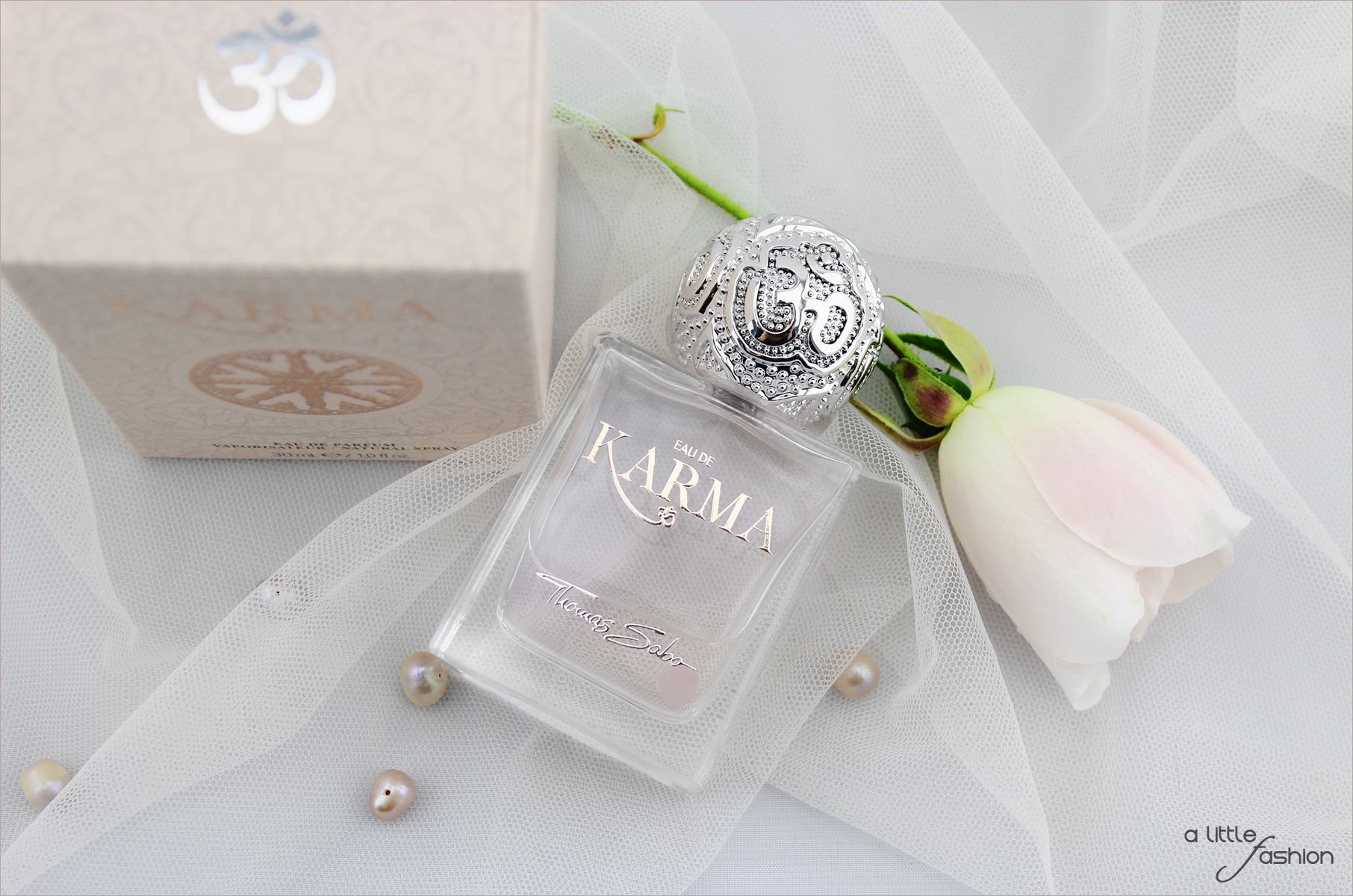 Eau de Karma - Neuer Duft von Thomas Sabo | A Little Fashion | https://www.filizity.com/beauty/eau-de-karma-neuer-duft-von-thomas-sabo