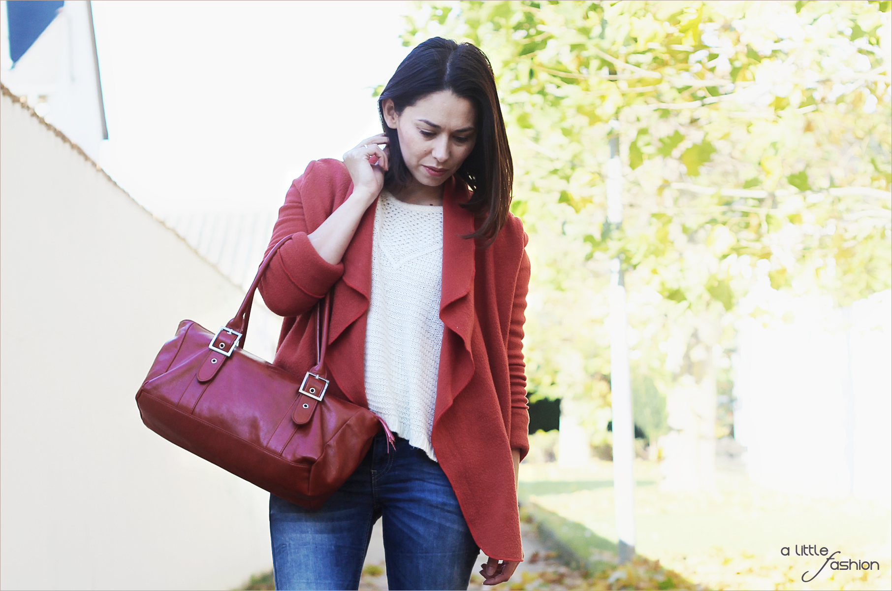 Ein letztes Herbst-Outfit