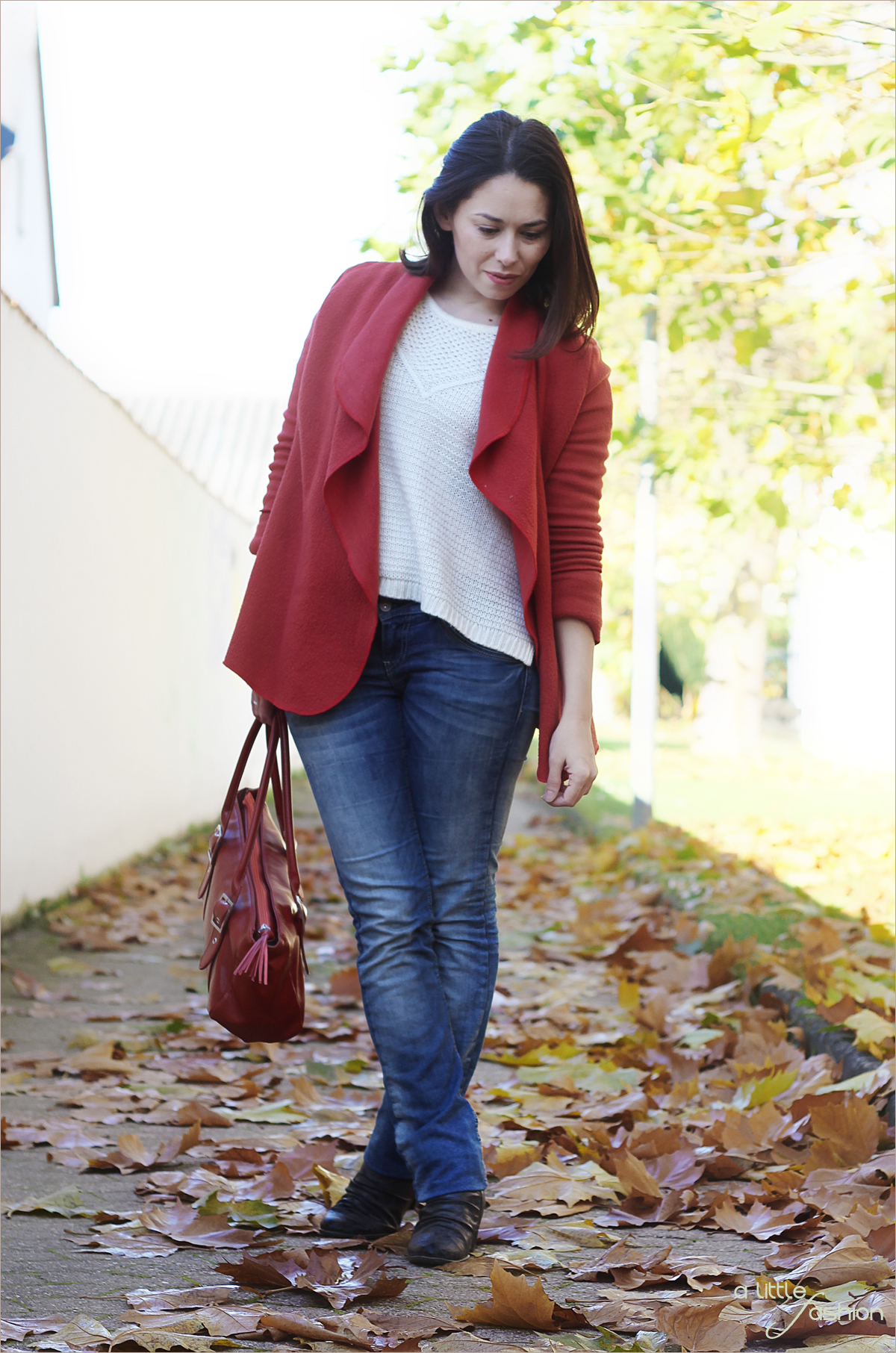 Ein letztes Herbst-Outfit | A Little Fashion | https://www.filizity.com/fashion/ein-letztes-herbst-outfit