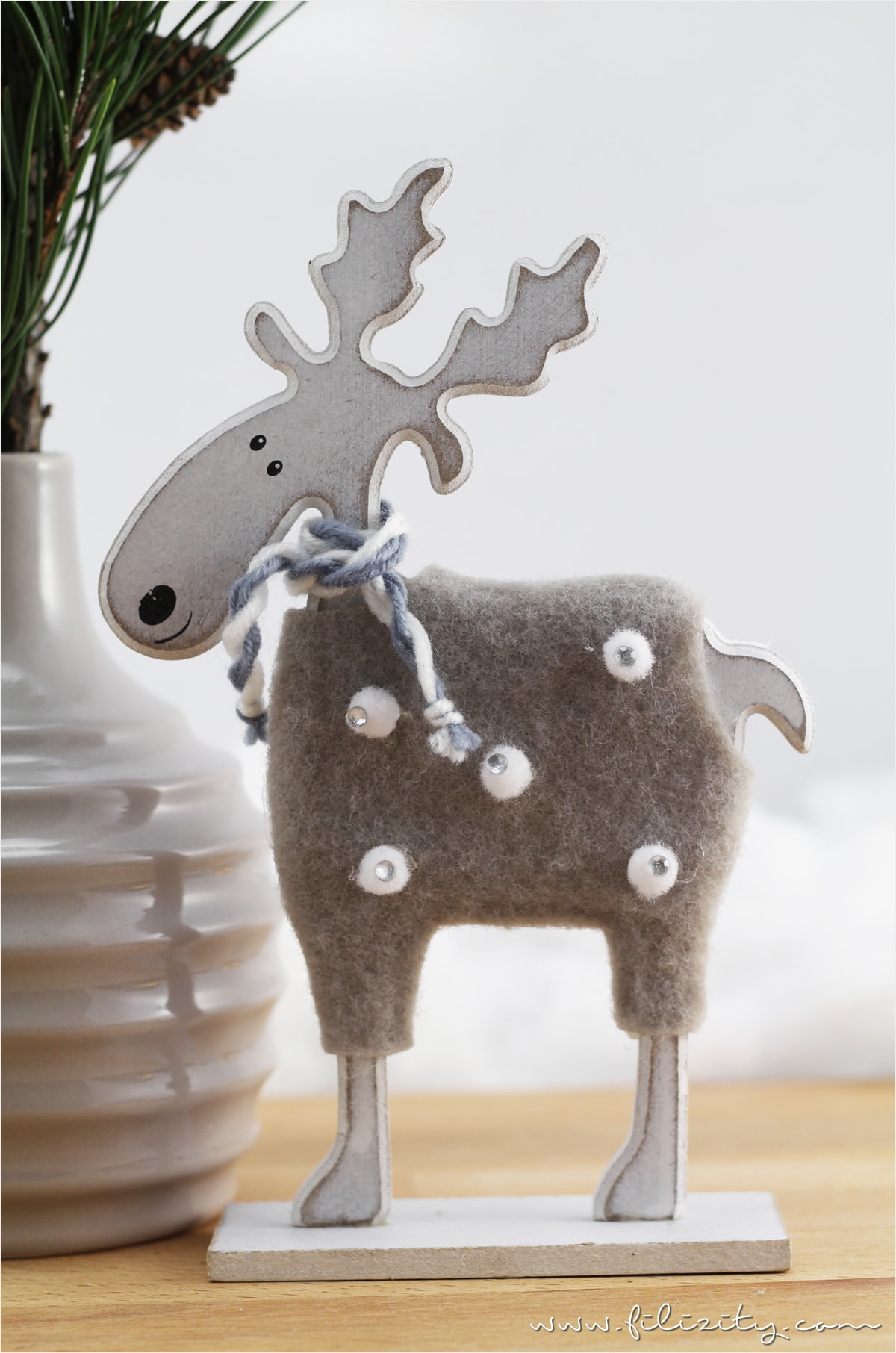 Weihnachtliche Zimt-Duftbäumchen