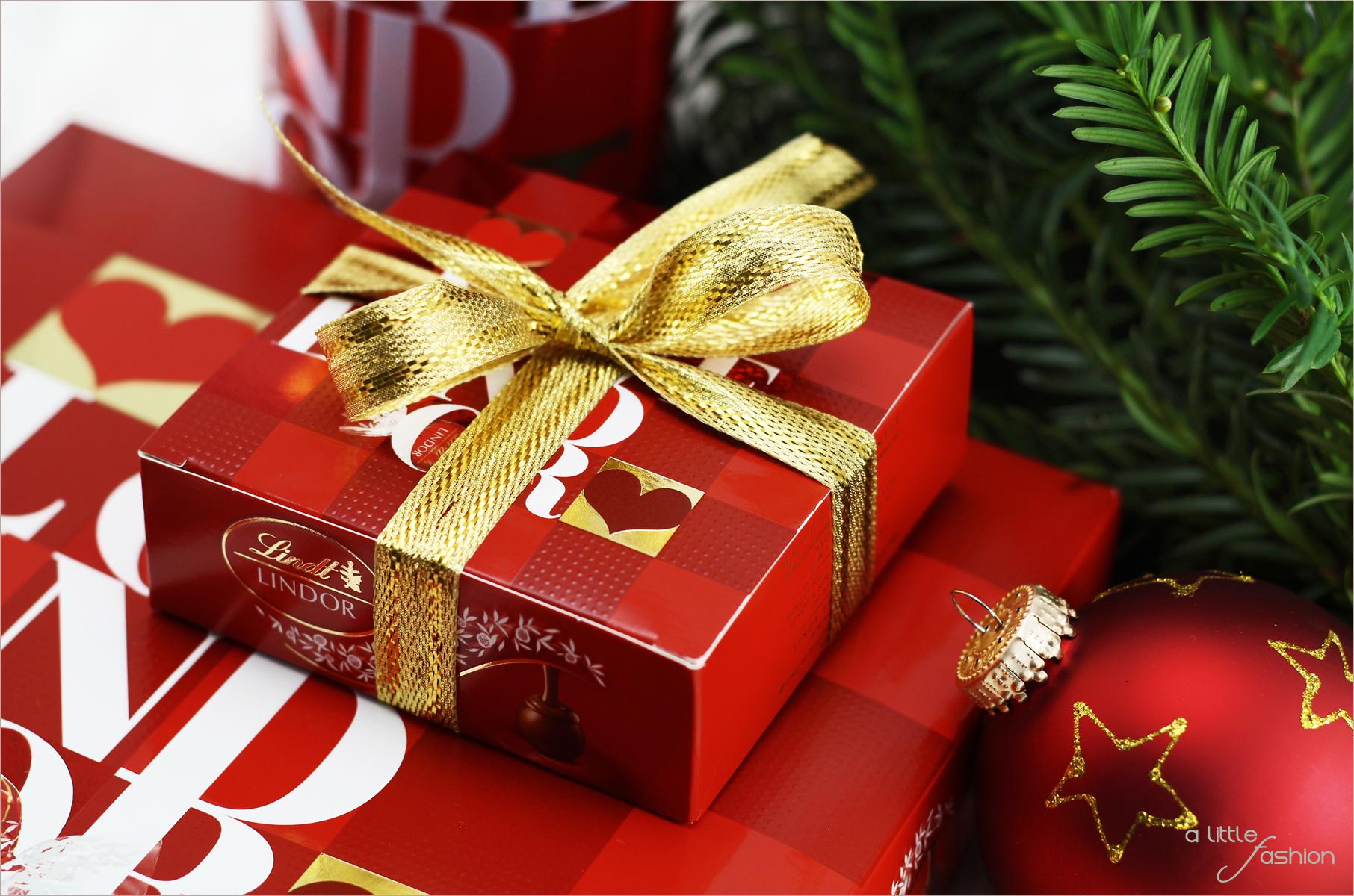 Zu Weihnachten Liebe schenken mit Lindt | A Little Fashion | https://www.filizity.com/pinnwand/zu-weihnachten-liebe-schenken-mit-lindt