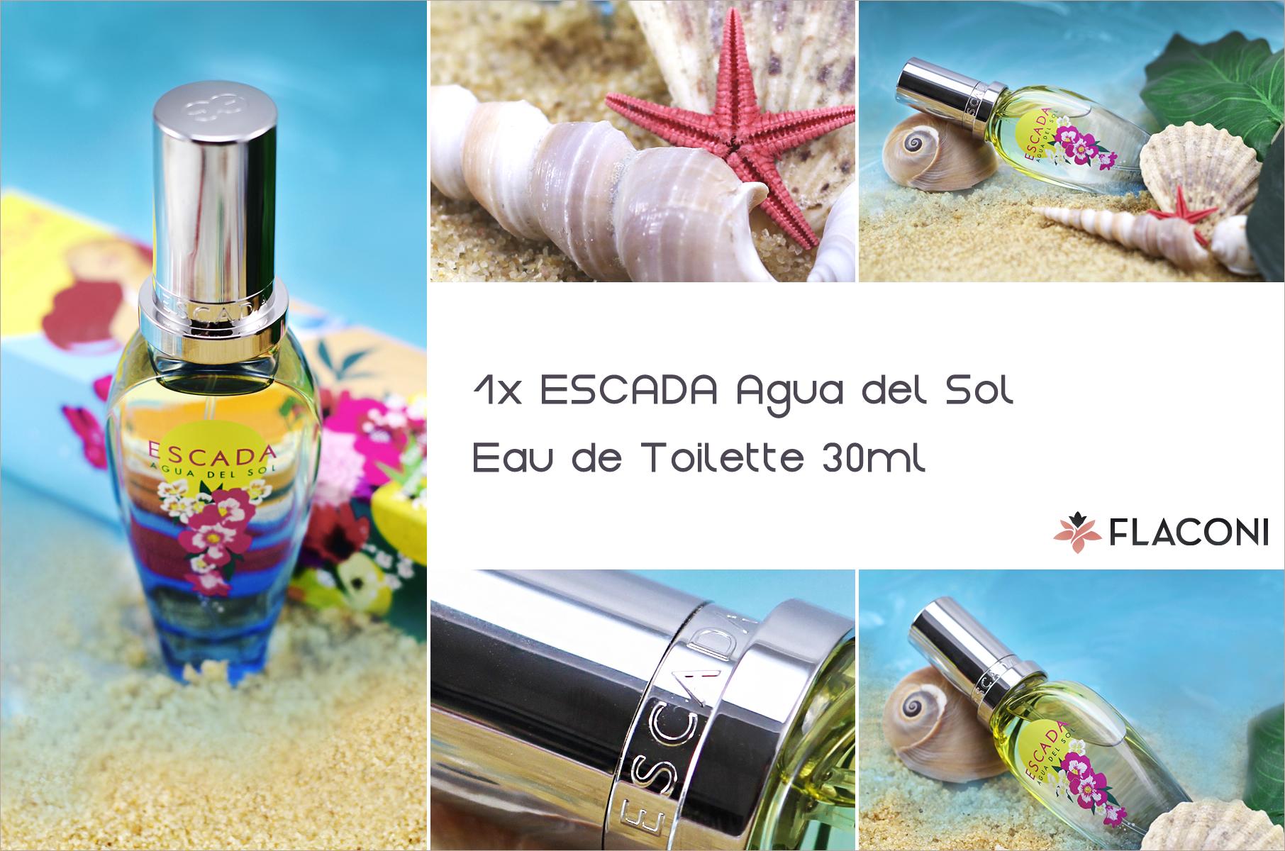 3 Jahre A Little Fashion! Gewinnt ein 30ml Flacon ESCADA Agua del Sol Eu de Toilette | https://www.filizity.com/beauty/alittlefashion-geburtstagssause-giveaway-6