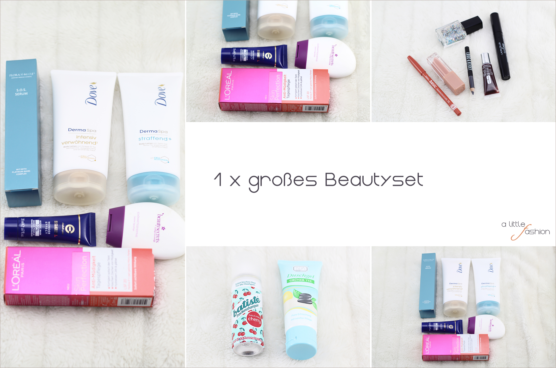 3 Jahre A Little Fashion! Gewinnt ein großes Beauty-Set | https://www.filizity.com/beauty/alittlefashion-geburtstagssause-giveaway-6
